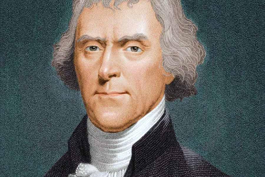 Thomas Jefferson - Monticello - Creme Brulé